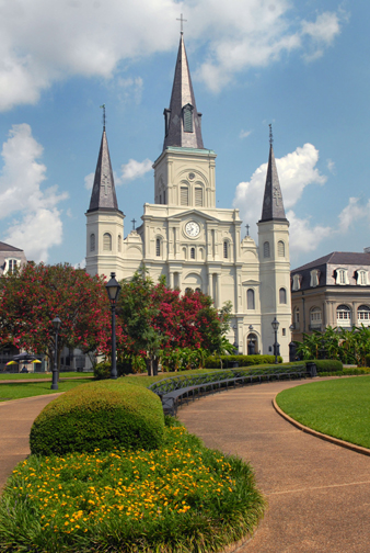 St. Louis Cathedral New Orleans, LA