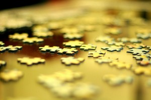 Life can be like a puzzle. I am bad at puzzles.