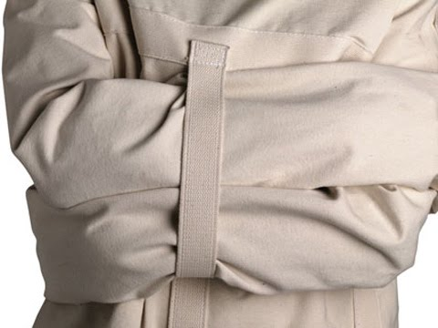 insane straight jacket