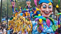 I have been going to Mardi Gras parades for 30 years.
