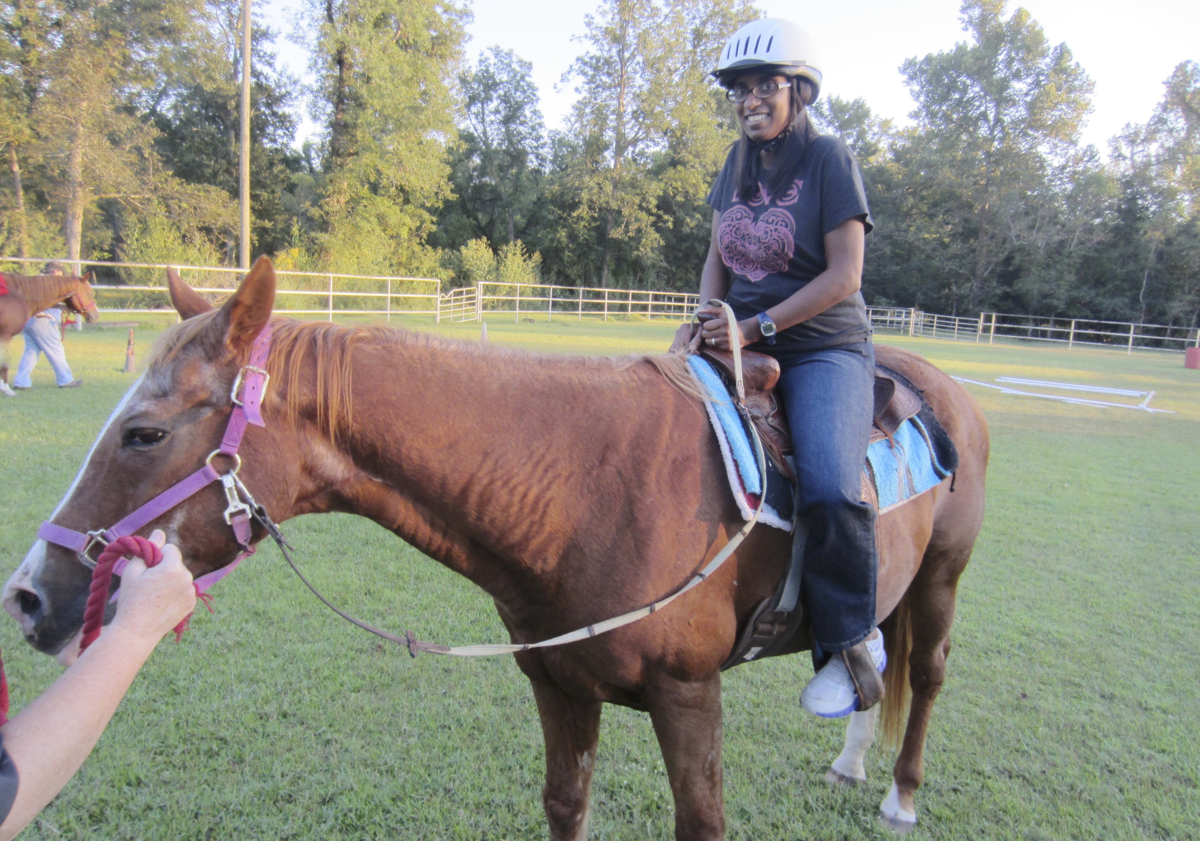 therapeutic horseback riding Red river riders therapeutic horseback riding for the disabled, inc n6669 cherry road shawano, wi 54166 good afternoon everyone, it was time to get a newsletter out.